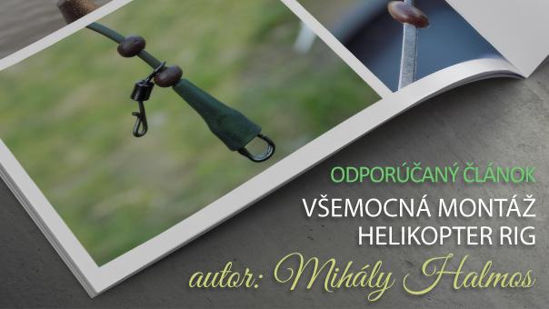 Odporúčaný článok - Všemocná montáž – helikopter rig